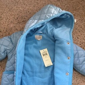 Leveret Jackets & Coats - 3m Leveret Baby Quilted Snowsuit Pram Bunting